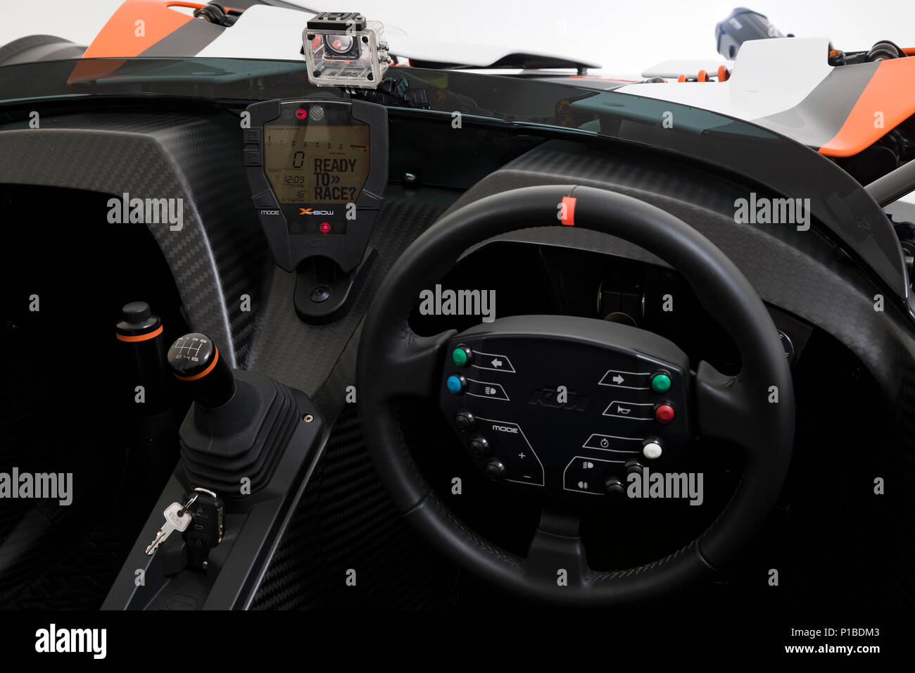2012 KTM X-Bow - Stock Image