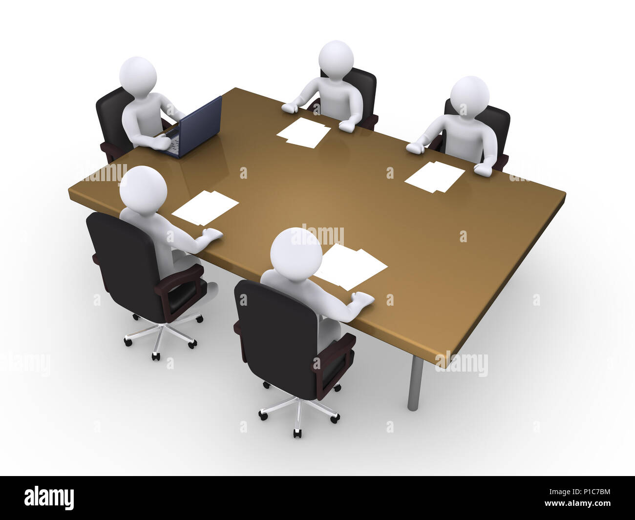 Image result for MEETING BETWEEN FIVE PEOPLE