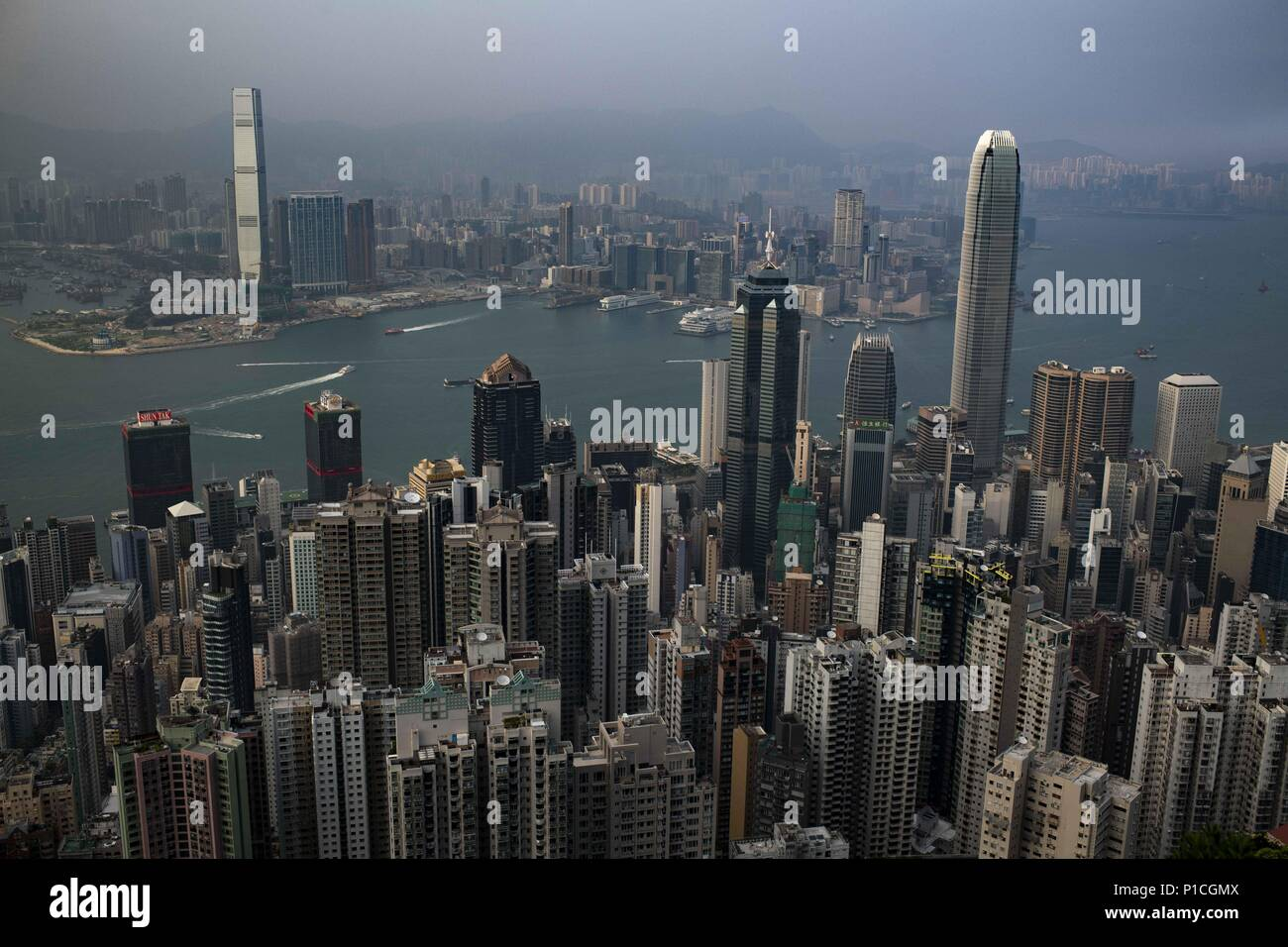 most densely populated regions in the world