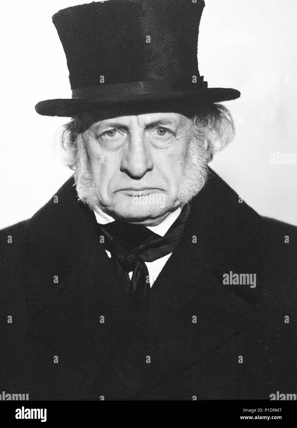 George C Scott A Christmas Carol.Original Film Title A Christmas Carol English Title A