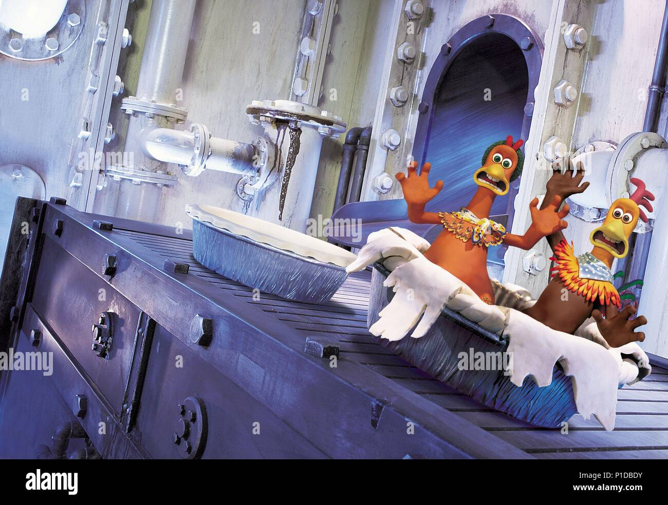 Original Film Title Chicken Run English Title Chicken Run Film Director Nick Park Peter Lord Year 2000 Credit Dreamworks Album Stock Photo Alamy