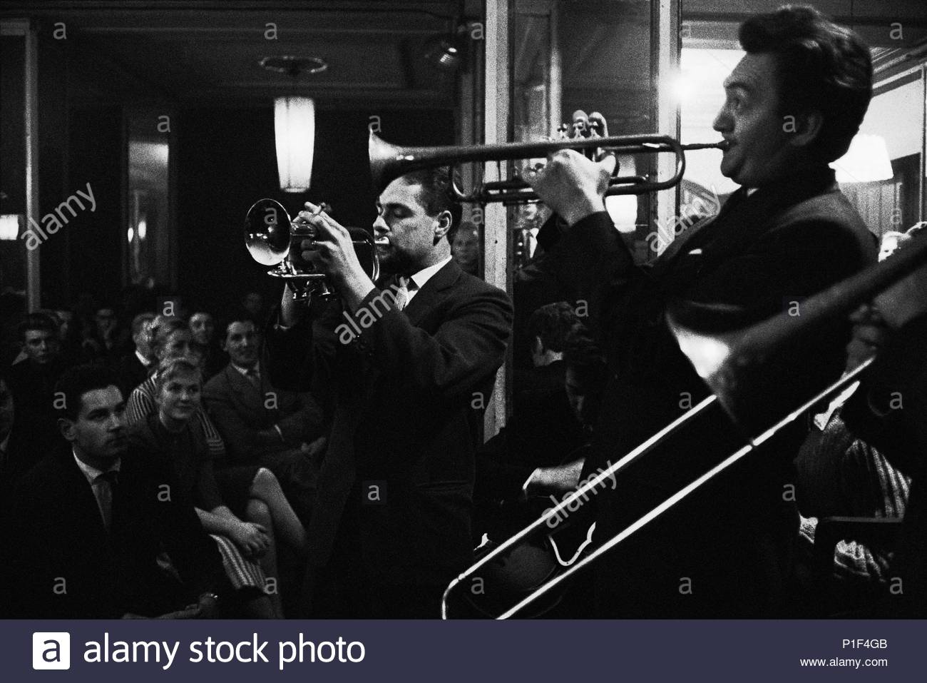 Berlin Club Black And White Stock Photos Images Alamy