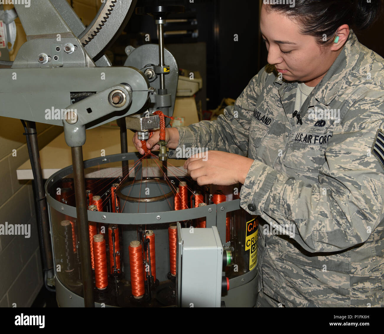 Aircraft Wire Harness Machine Free Download Airline U S Air Force Staff Sgt Elizabeth Mccausland 53rd Test Support Manufacturer At