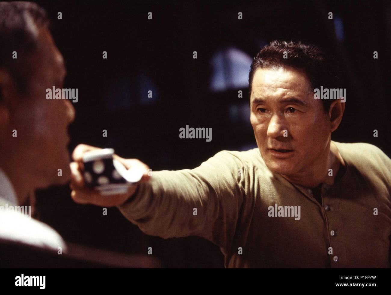Original Film Title Chi To Hone English Title Blood And Bones Film Director Yoichi Sai Year 2004 Stars Takeshi Kitano Credit Artist Film Asahi