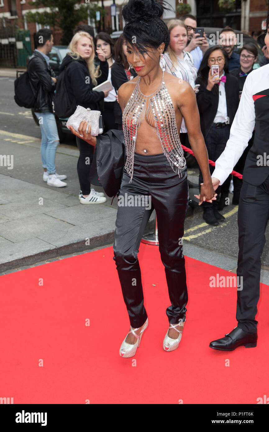 Watch Sinitta see through 27 Photos video