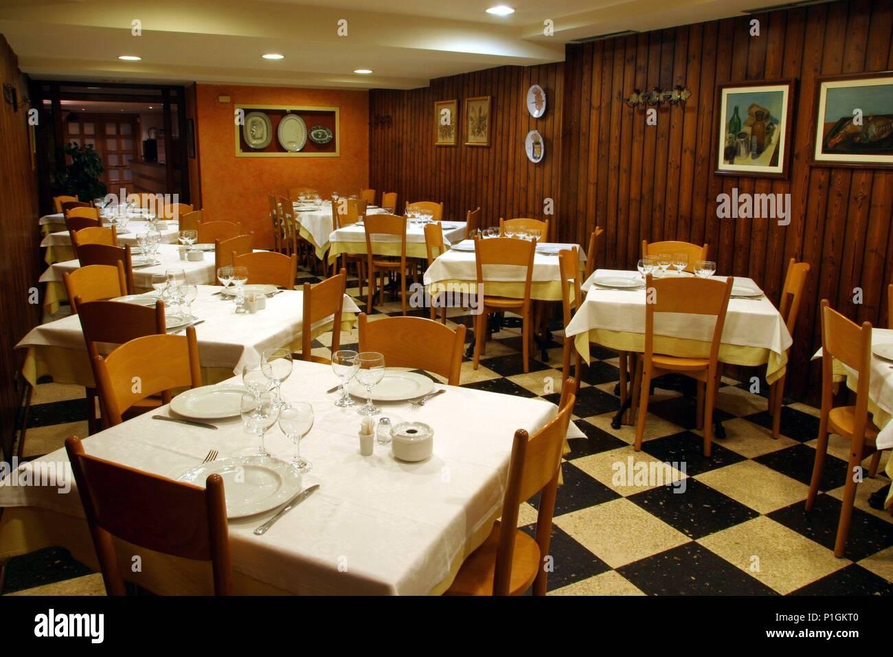 Logroño: comedor de Restaurante \