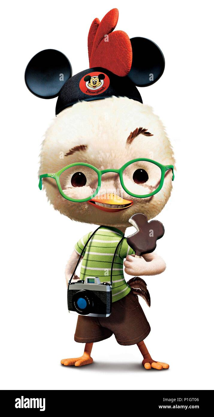 Original Film Title Chicken Little English Title Chicken Little