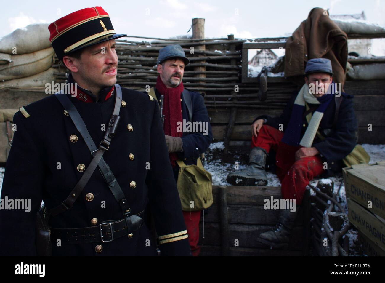 Film Joyeux Noel De Christian Carion.Original Film Title Joyeux Noel English Title Merry