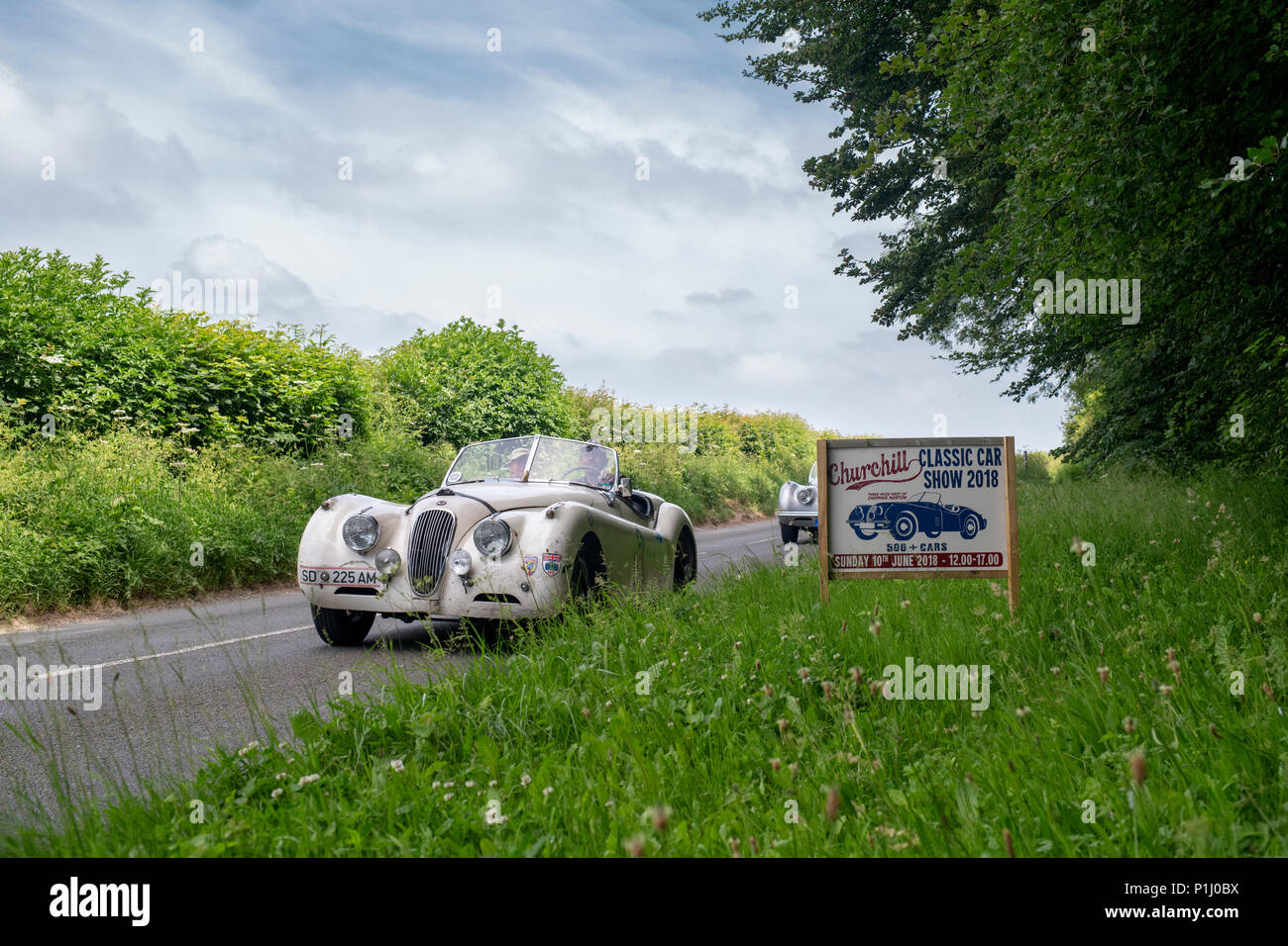 English Vintage Car Shows Stock Photos English Vintage Car Shows - Next car show near me