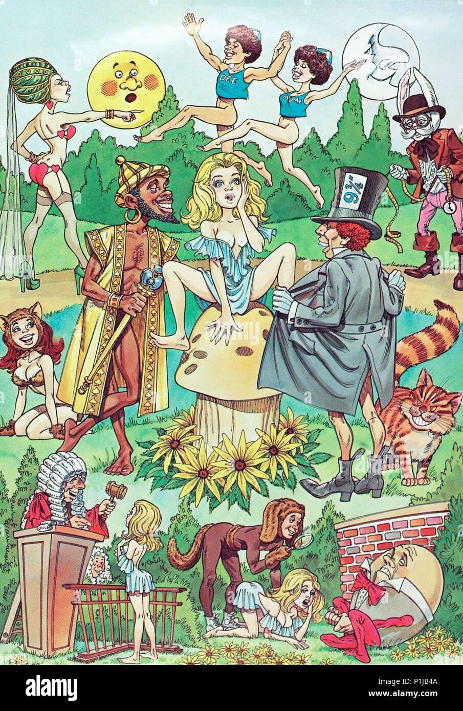 Alice In Wonderland 1976