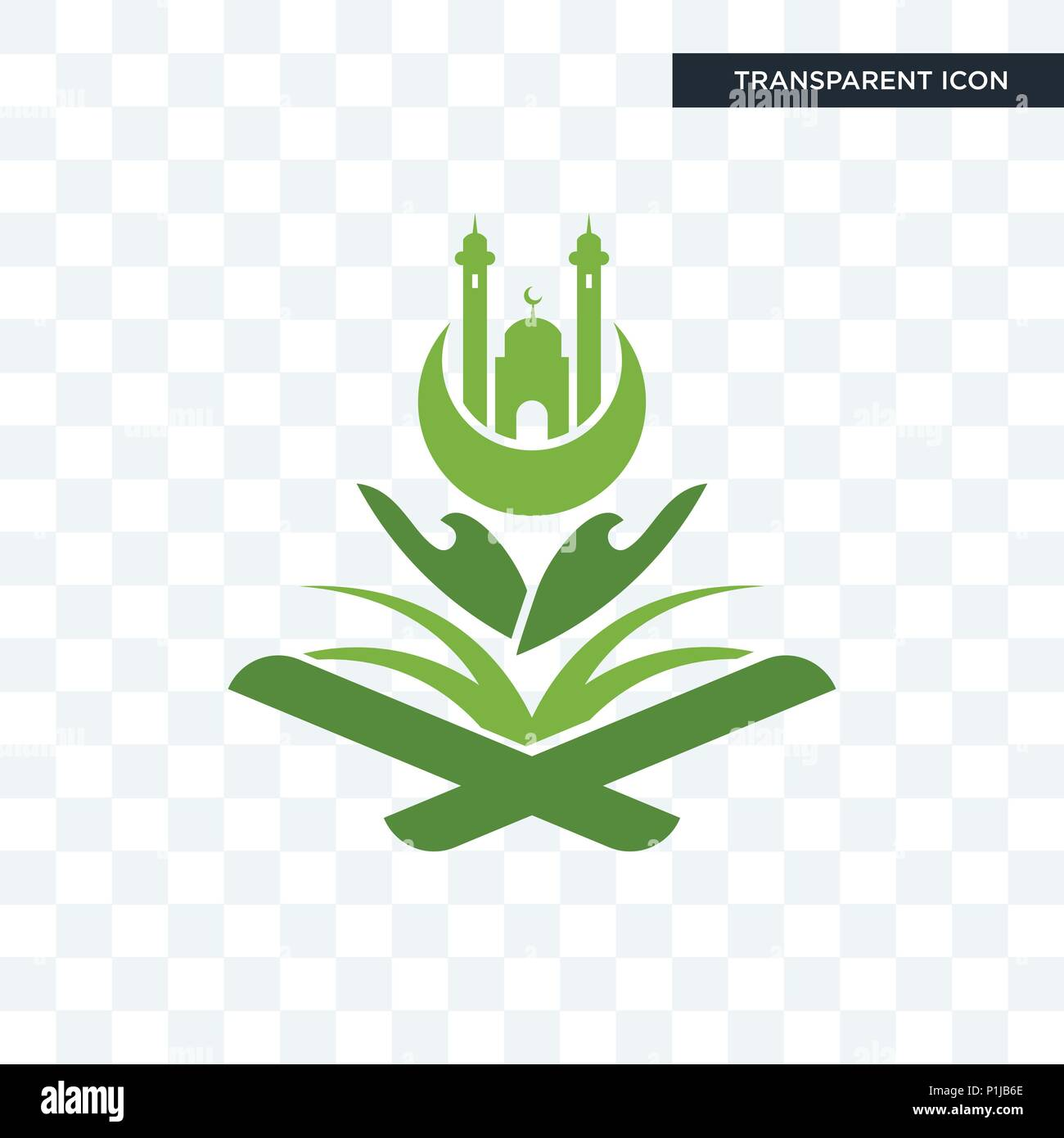 quran vector icon isolated on transparent background quran logo concept stock vector image art alamy https www alamy com quran vector icon isolated on transparent background quran logo concept image207543014 html