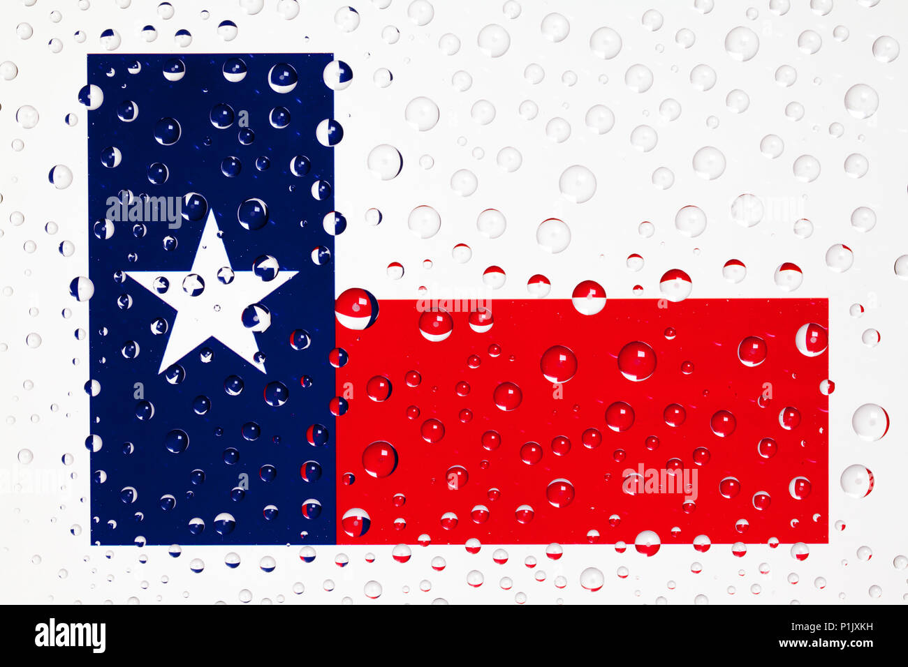 American Flag Banner Transparent Stock Photos & American