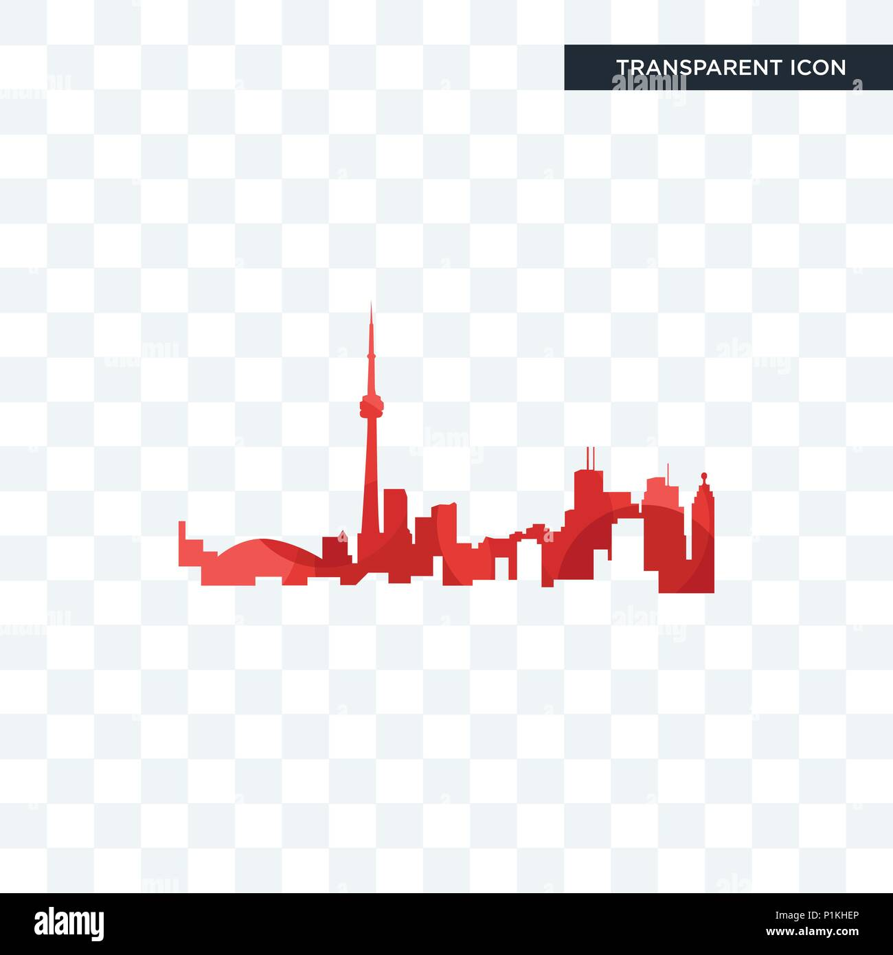 Toronto Skyline Vector Icon Isolated On Transparent Background Toronto Skyline Logo Concept Stock Vector Image Art Alamy,Graphic Design In Fashion Industry