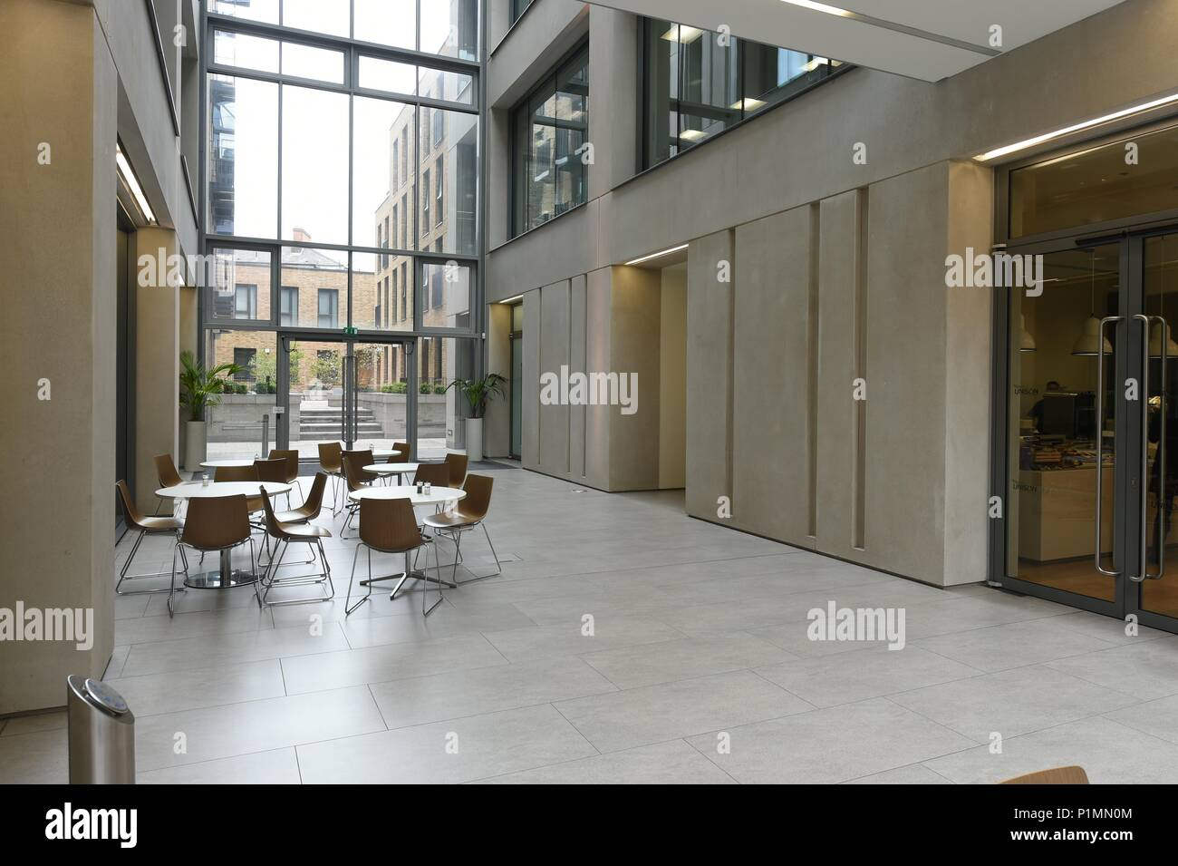 Modern Commercial Office Interiors