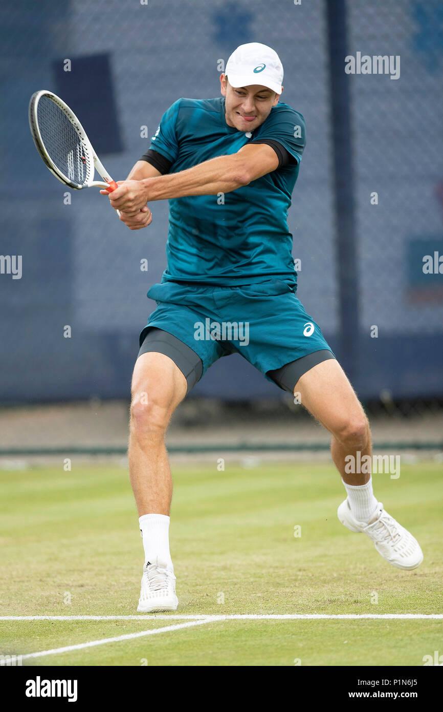 Nottingham Tennis Centre Nottingham Uk 12th June 2018 The