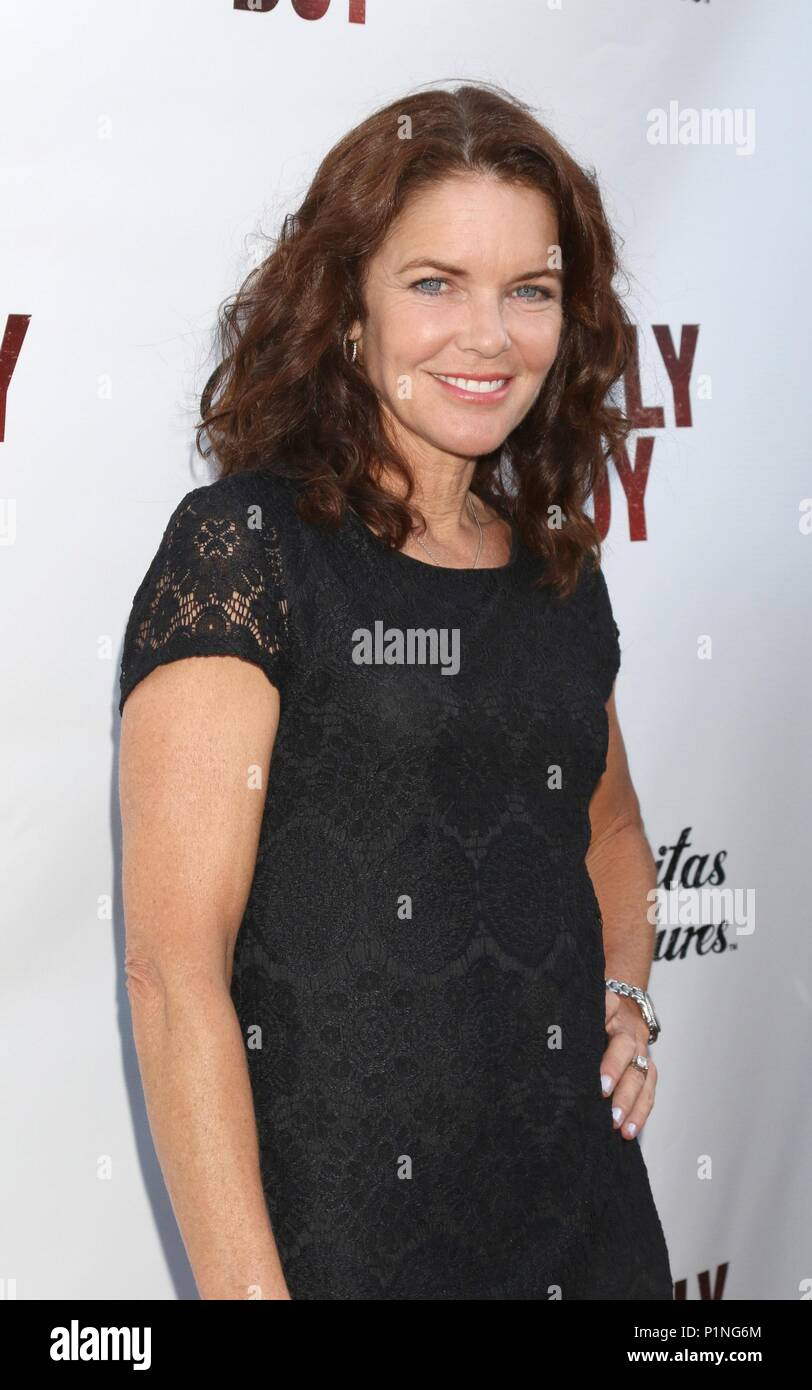 Los Angeles, CA, USA. 12th June, 2018. Susan Walters at arrivals for BILLY BOY Premiere, Laemmle Music Hall, Los Angeles, CA June 12, 2018. Credit: Priscilla Grant/Everett Collection/Alamy Live News - Stock Image