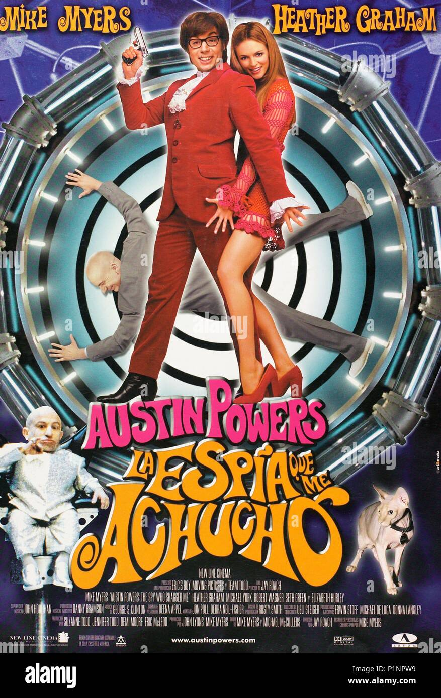 Austin Powers The Spy Who Shagged Me High Resolution Stock Photography And Images Alamy