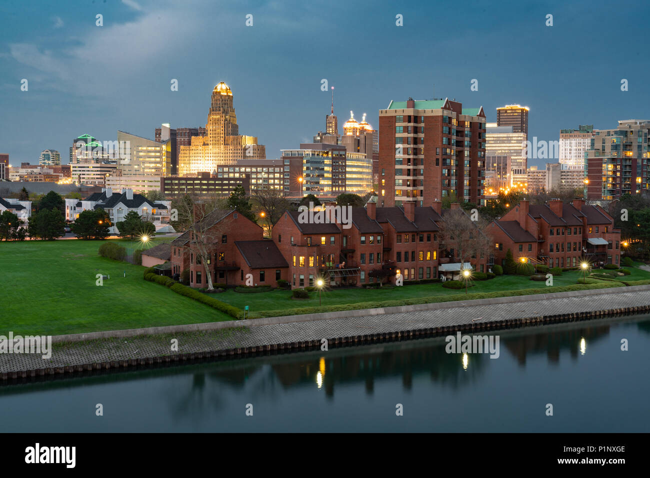 buffalo ny new york upstate stock photos buffalo ny new york upstate stock images alamy. Black Bedroom Furniture Sets. Home Design Ideas