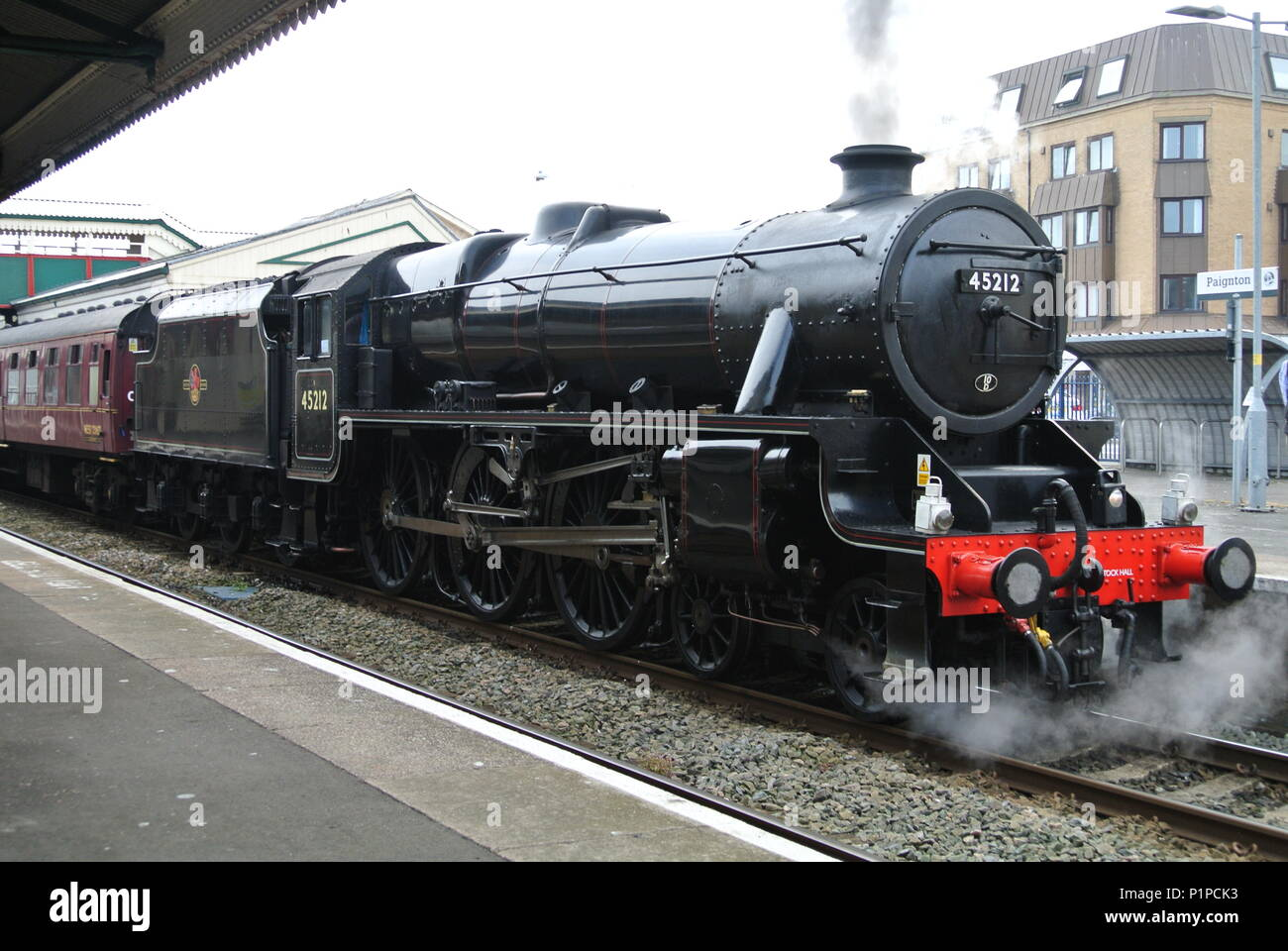 Stanier Class Stock Photos & S...