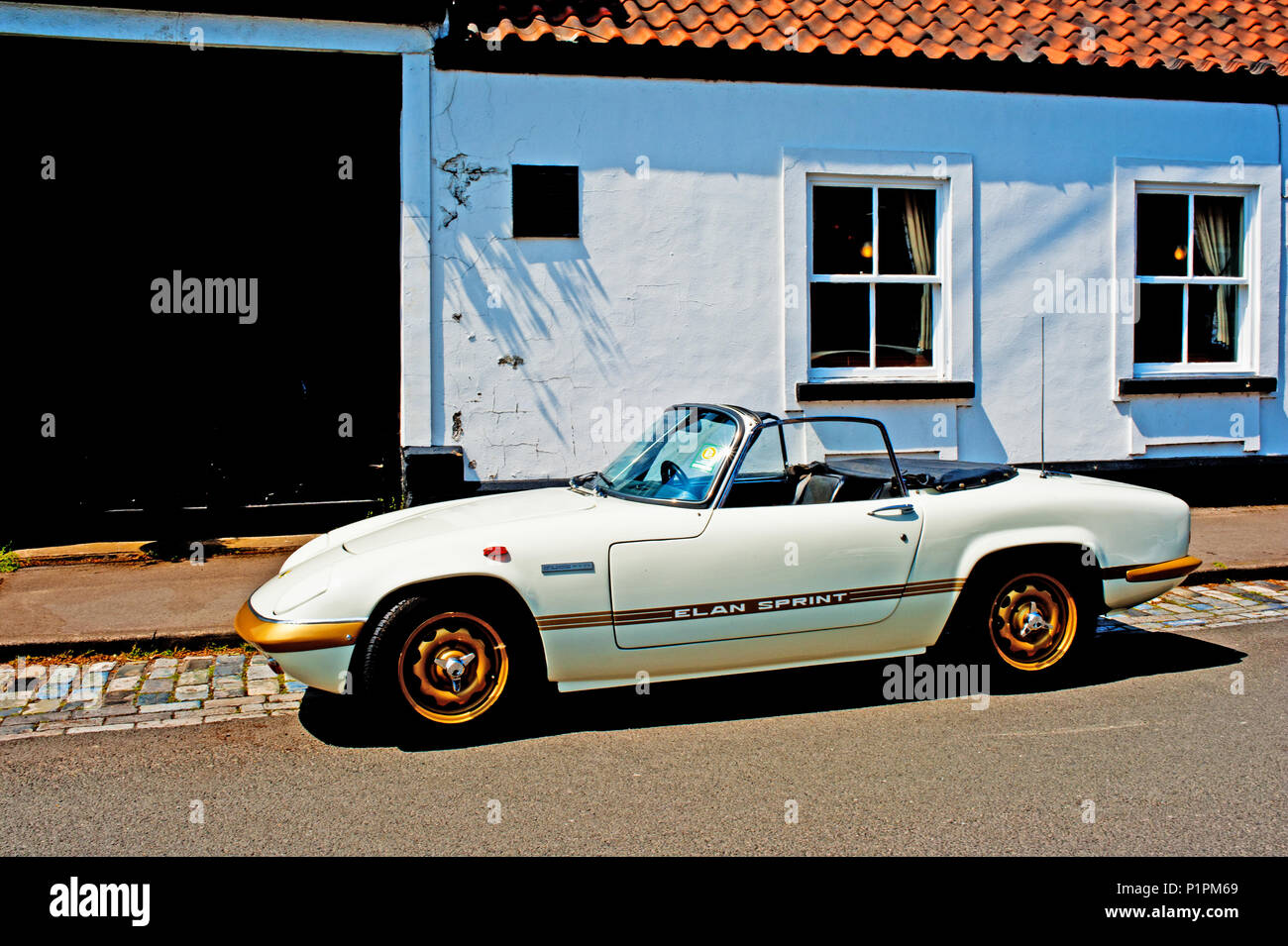 Lotus Elan S2 Sprint - Stock Image