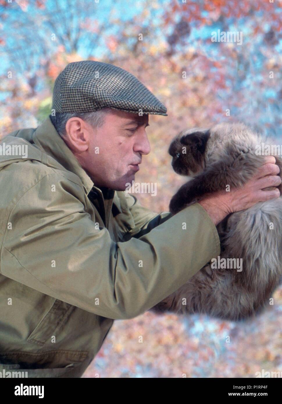 Original Film Title: MEET THE PARENTS.  English Title: MEET THE PARENTS.  Film Director: M. JAY ROACH.  Year: 2000.  Stars: ROBERT DE NIRO. Credit: UNIVERSAL / Album - Stock Image