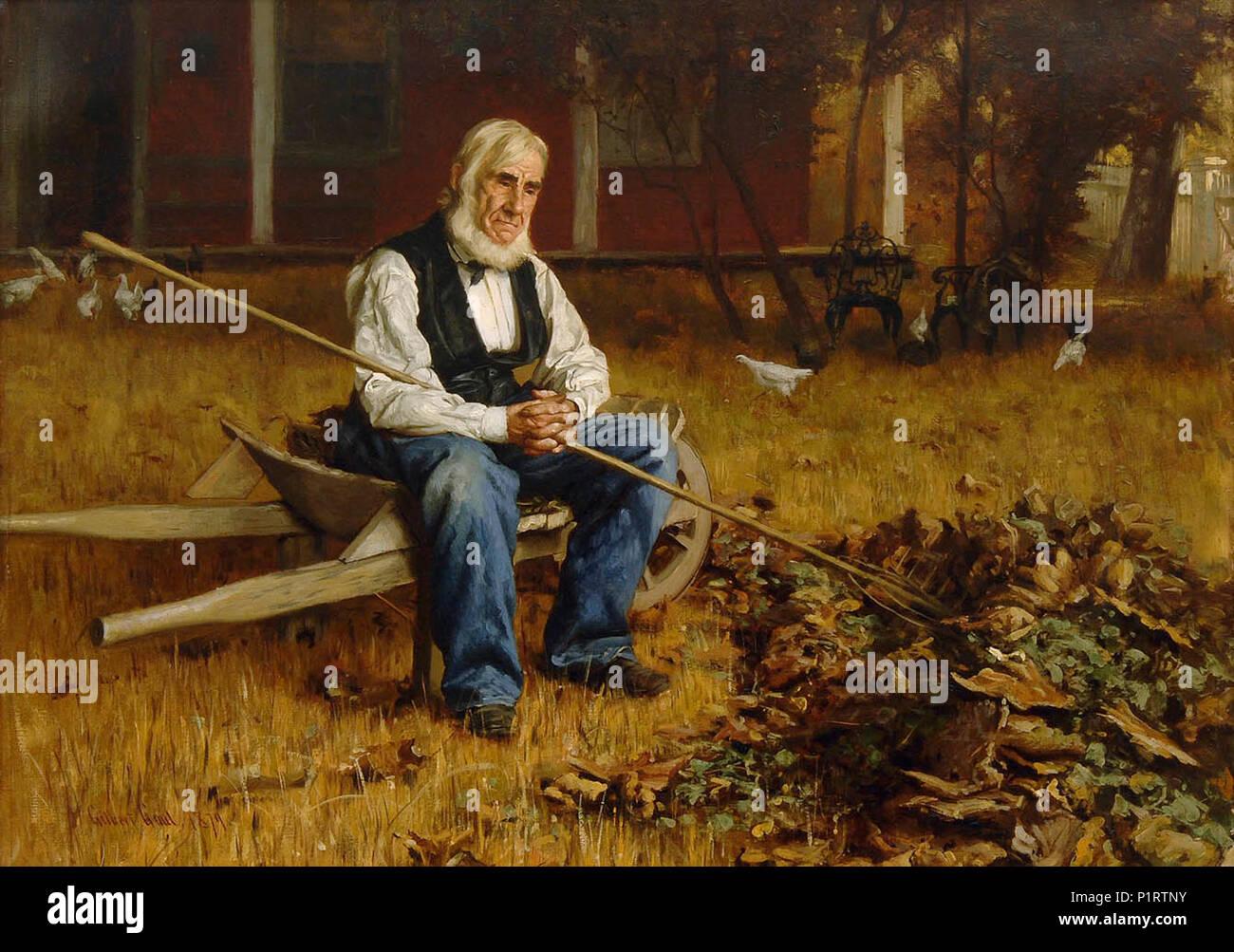Van Buren County, Tennessee' by William Gilbert Gaul Stock