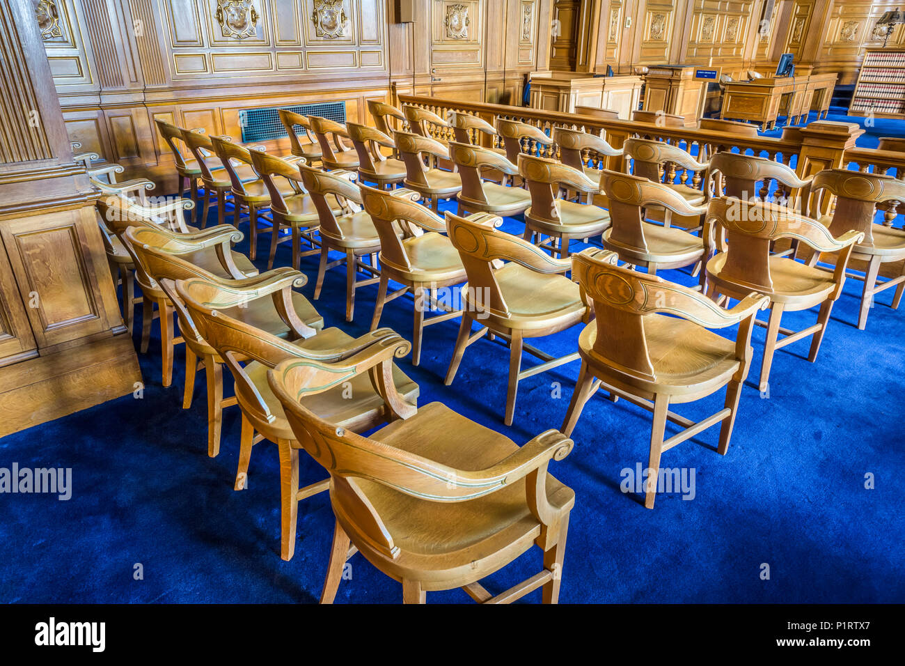 Courtroom Chair Stock Photos Amp Courtroom Chair Stock