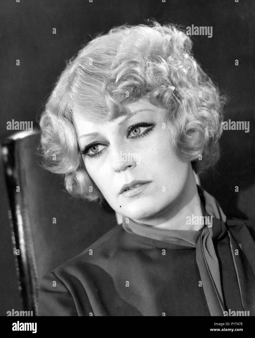 Original Film Title La Duda English Title Doubt Film Director Rafael Gil Year 1972 Stars Analia Gade Credit Coral P C Album Stock Photo Alamy