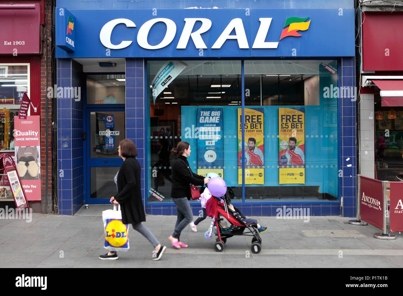 Coral betting shops bristol sports betting stock