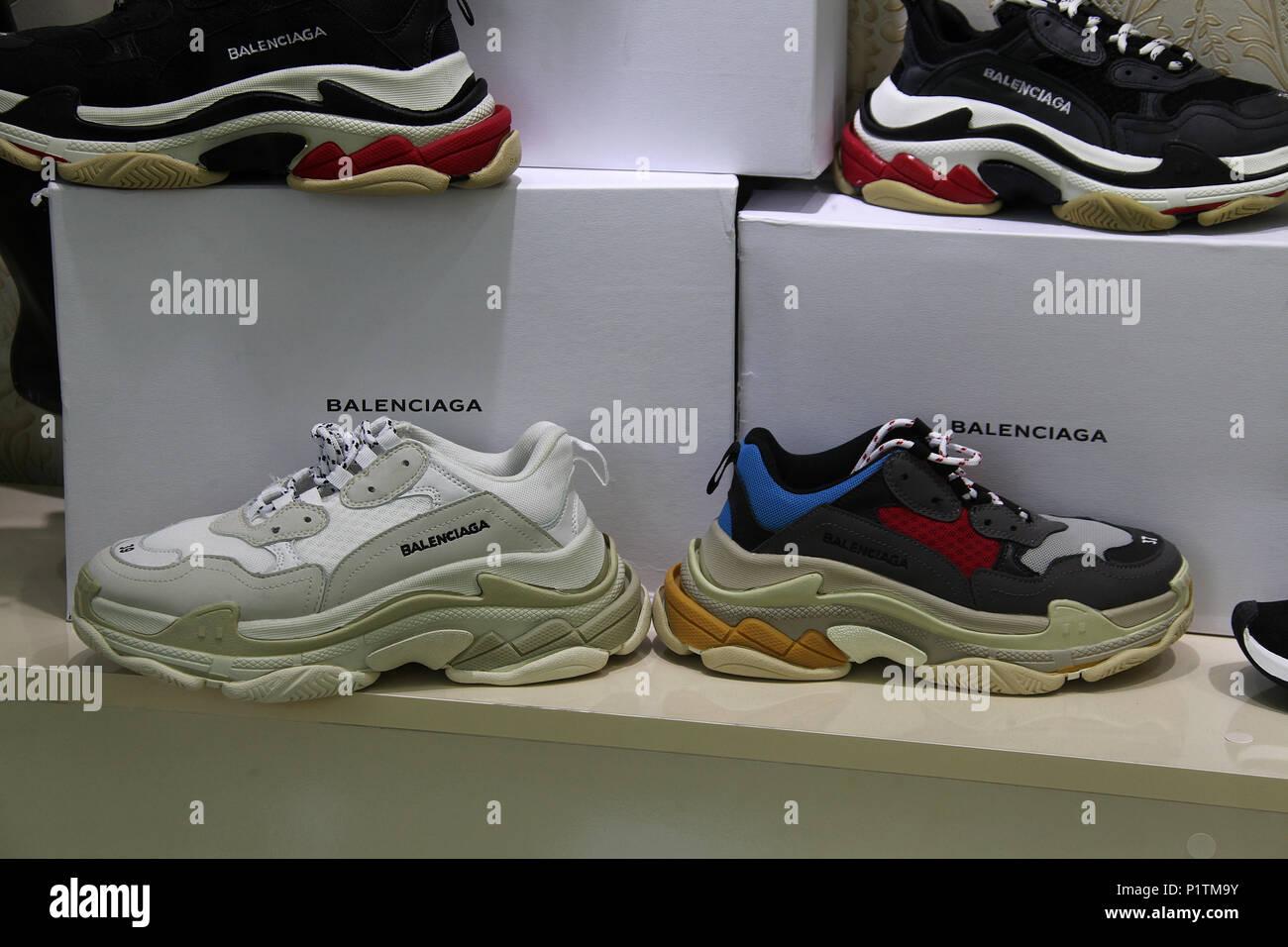 Balenciaga Shoes High Resolution Stock