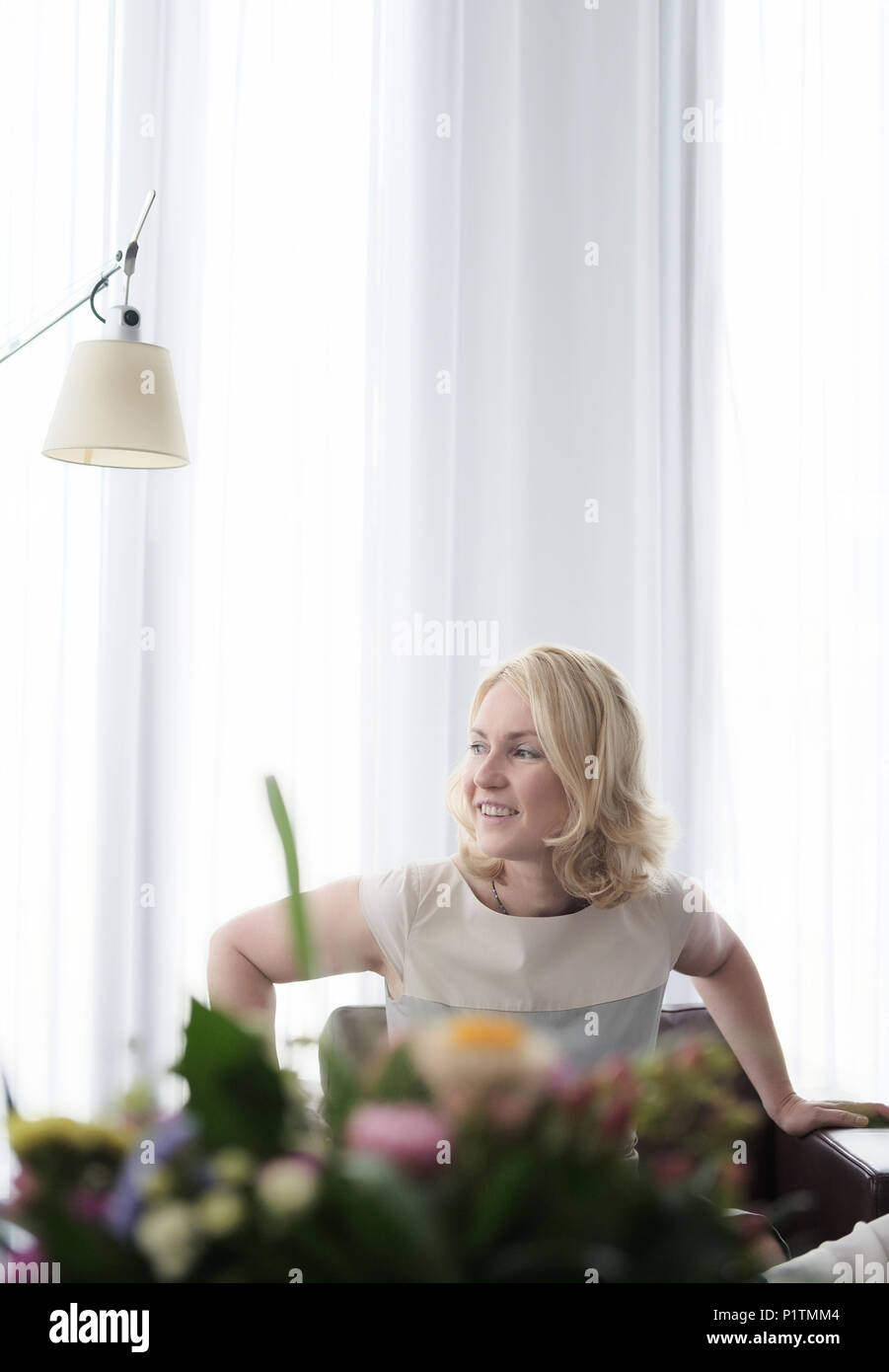 Berlin, Germany, Manuela Schwesig, SPD, Federal Minister of Family Affairs - Stock Image