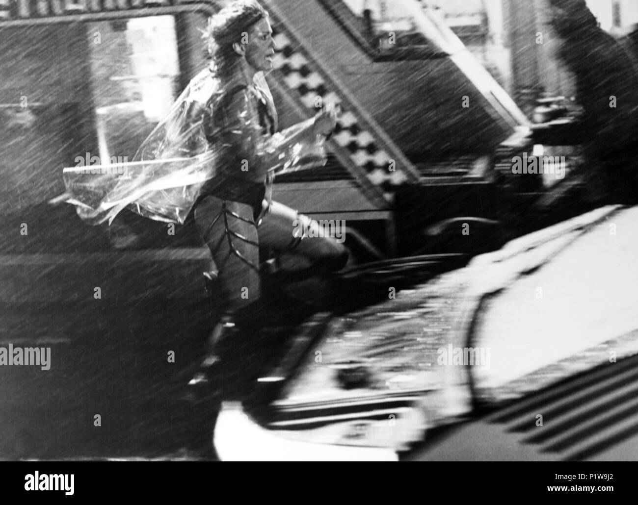 Original Film Title: BLADE RUNNER.  English Title: BLADE RUNNER.  Film Director: RIDLEY SCOTT.  Year: 1982.  Stars: JOANNA CASSIDY. Credit: LADD COMPANY/WARNER BROS / Album - Stock Image