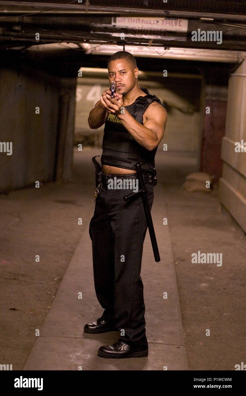 Original Film Title: DIRTY.  English Title: DIRTY.  Film Director: CHRIS FISHER.  Year: 2005.  Stars: CUBA GOODING JR. Credit: 2710 Inc./Deviant Films/Silver Nitrate Pictures / Album - Stock Image