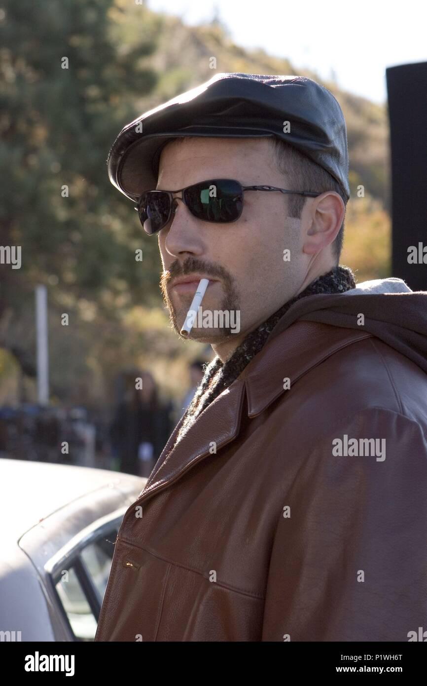 Original Film Title: SMOKIN' ACES.  English Title: SMOKIN' ACES.  Film Director: JOE CARNAHAN.  Year: 2007.  Stars: BEN AFFLECK. Credit: WORKING TITLE FILMS/RELATIVITY MEDIA/SCION FILMS LIMITED/ / Album Stock Photo