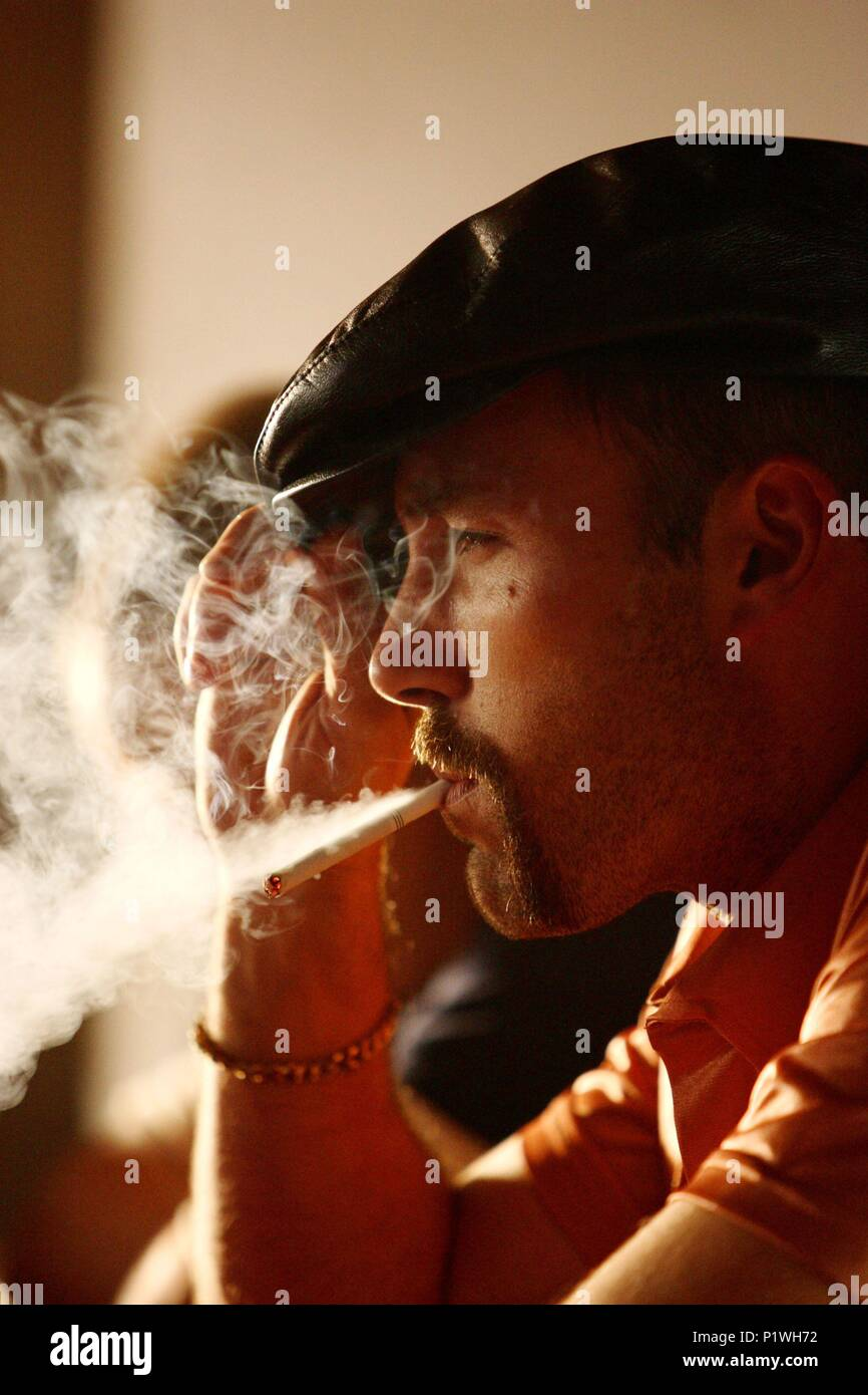Original Film Title: SMOKIN' ACES.  English Title: SMOKIN' ACES.  Film Director: JOE CARNAHAN.  Year: 2007.  Stars: BEN AFFLECK. Credit: WORKING TITLE FILMS/RELATIVITY MEDIA/SCION FILMS LIMITED/ / Album - Stock Image