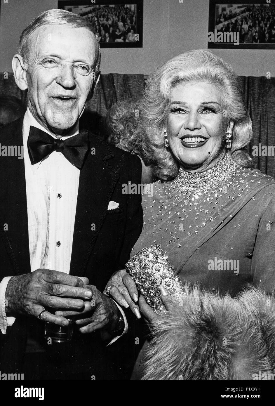 Ginger Rogers High Resolution Stock Photography And Images Alamy