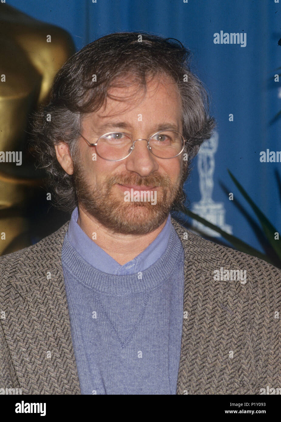 STEVEN SPIELBERG American film producer about 1995 - Stock Image