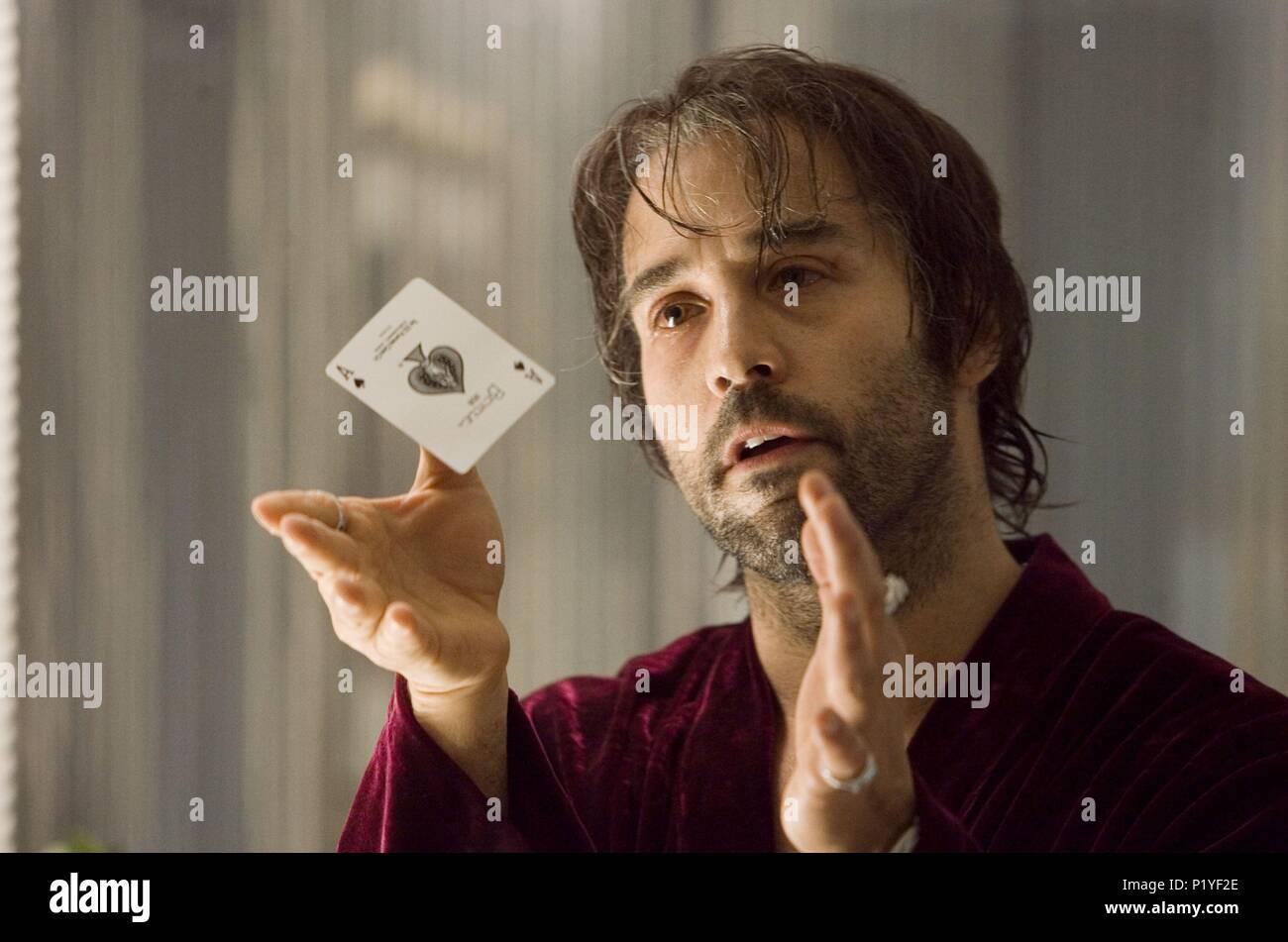 Original Film Title: SMOKIN' ACES.  English Title: SMOKIN' ACES.  Film Director: JOE CARNAHAN.  Year: 2007.  Stars: JEREMY PIVEN. Credit: WORKING TITLE FILMS/RELATIVITY MEDIA/SCION FILMS LIMITED/ / TRUEBLOOD, JAMIE / Album - Stock Image