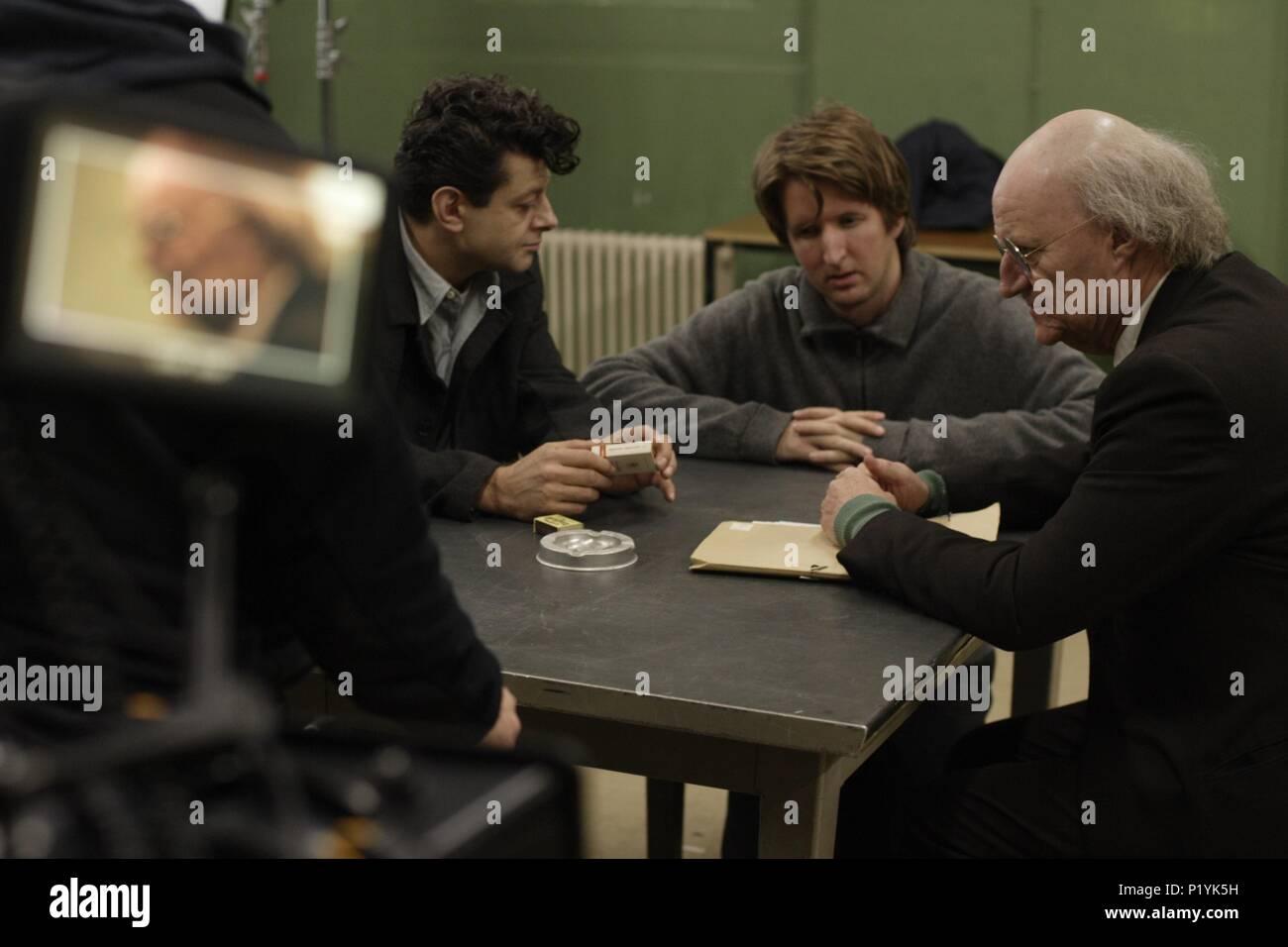 Original Film Title: LONGFORD.  English Title: LONGFORD.  Film Director: TOM HOOPER.  Year: 2006.  Stars: JIM BROADBENT; ANDY SERKIS. Credit: HBO FILMS / Album - Stock Image