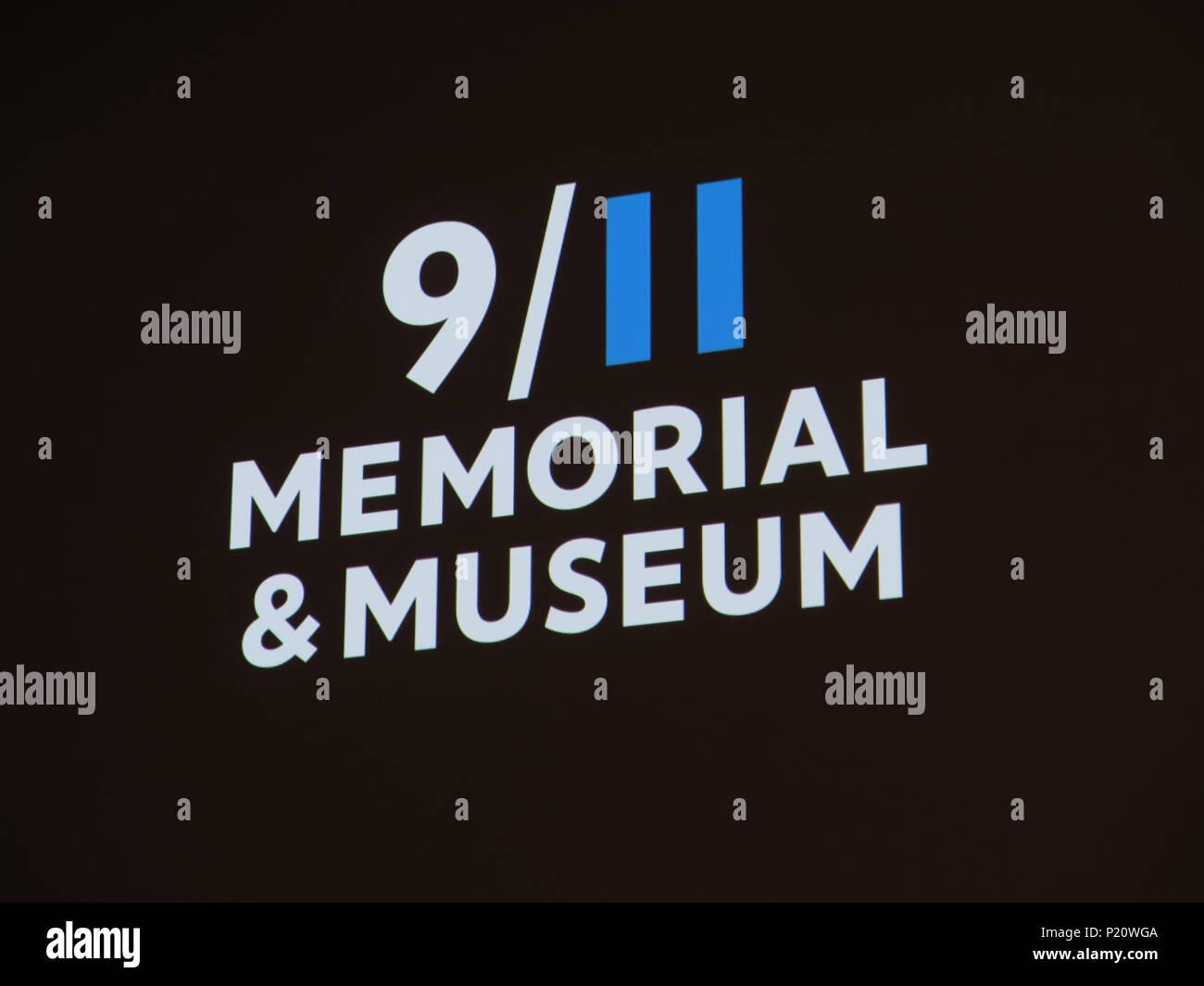 National September 11 Memorial & Museum - Stock Image