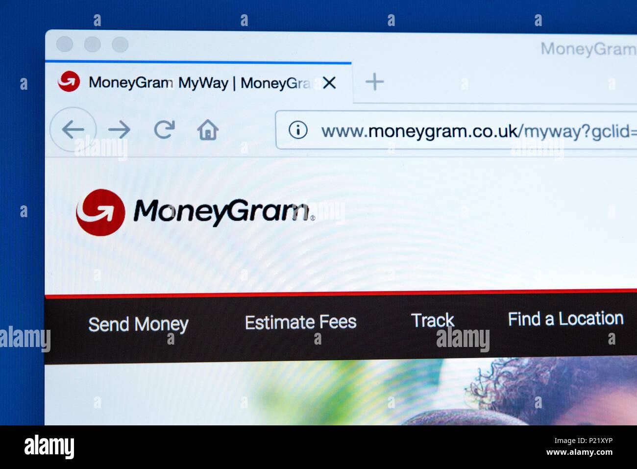 Moneygram Logo Stock Photos & Moneygram Logo Stock Images