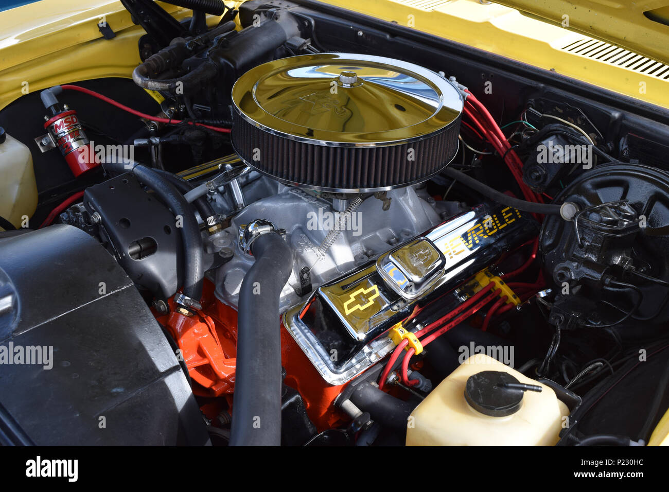 Chevrolet 350 Stock Photos & Chevrolet 350 Stock Images - Alamy