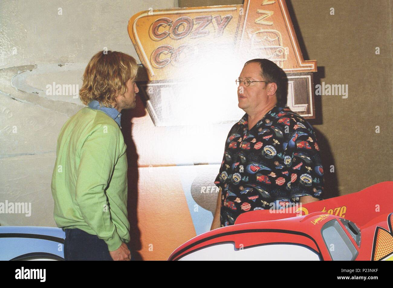 Pixar Cars 2006 High Resolution Stock Photography And Images Alamy