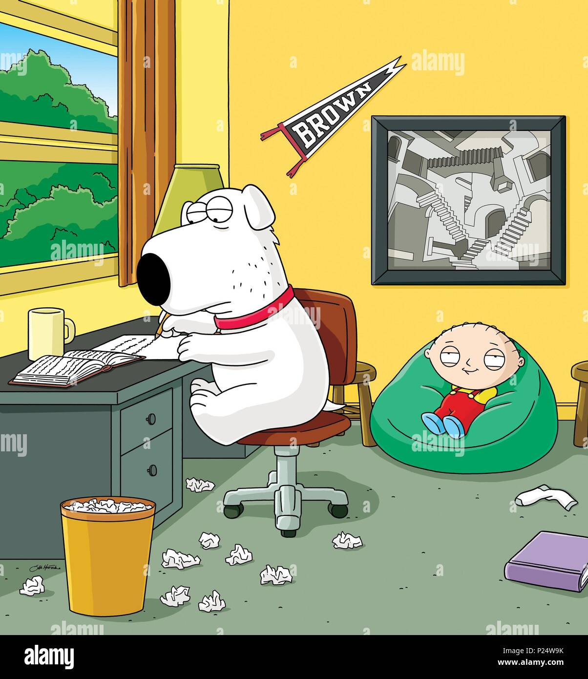 Family Guy High Resolution Stock Photography And Images Alamy