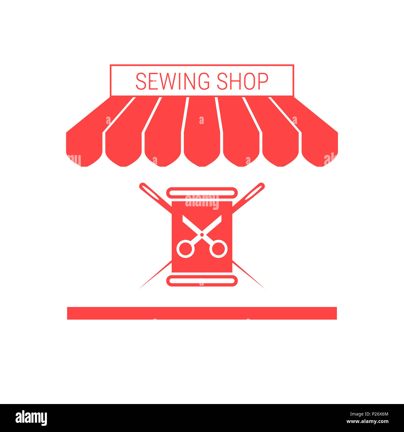 Sewing Shop Stock Photos & Sewing Shop Stock Images