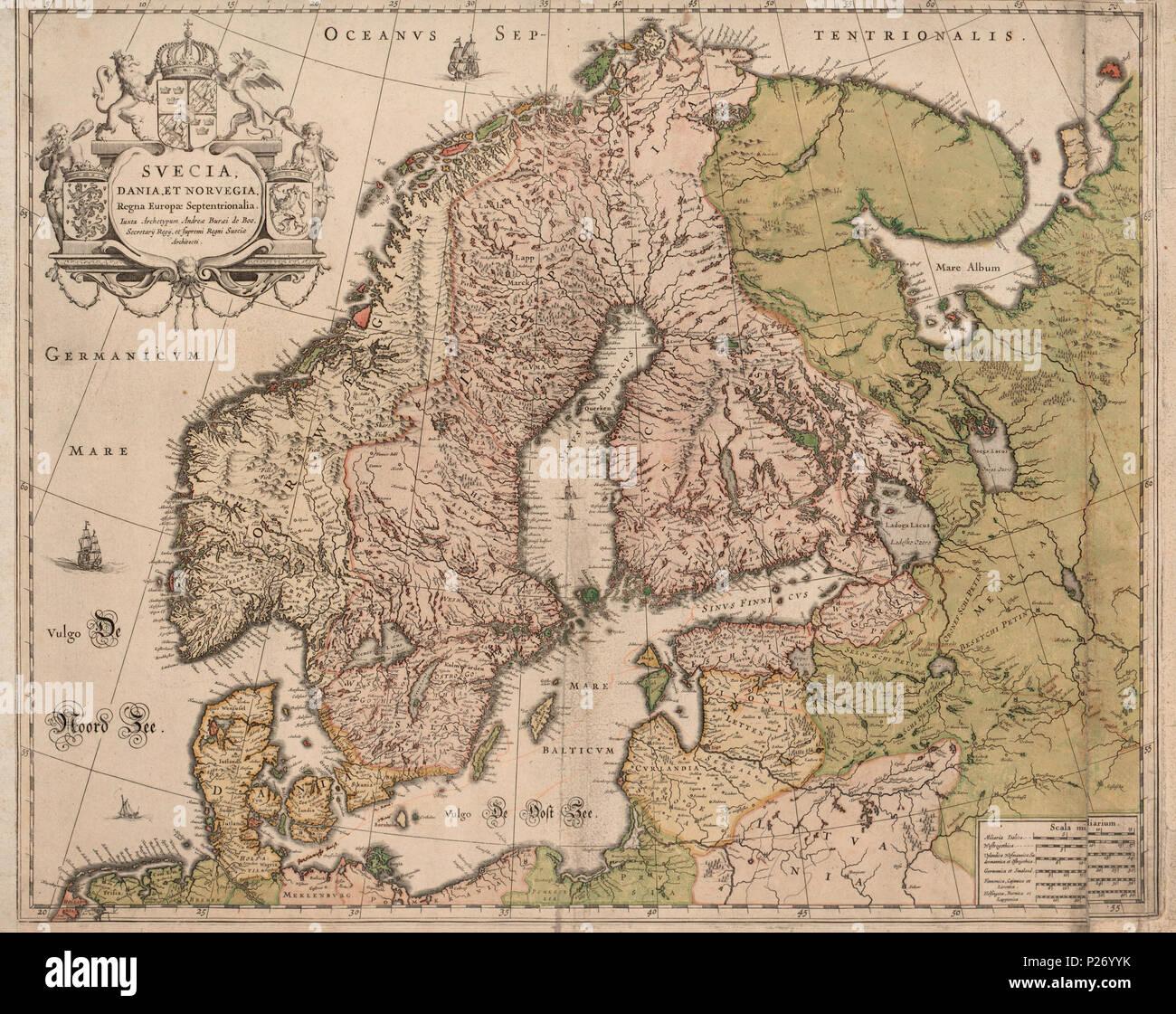 kart norden no Svecia Stock Photos & Svecia Stock Images   Alamy kart norden no