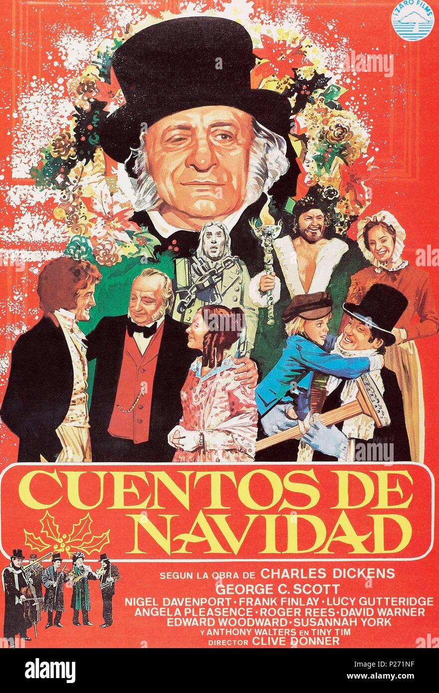 Original Christmas Carol Movie.Original Film Title A Christmas Carol English Title A