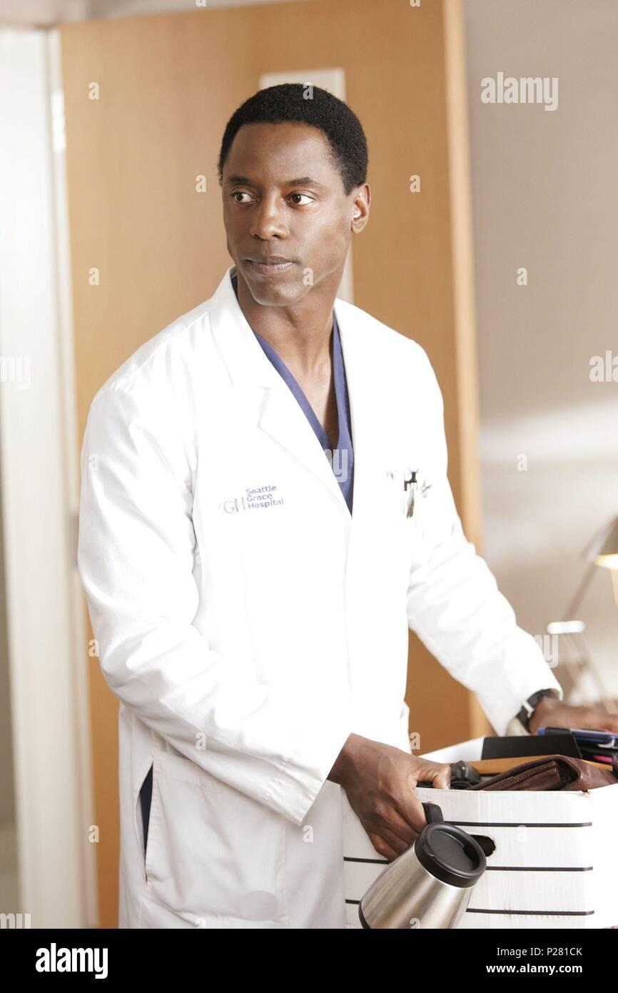 Greys Anatomy Isaiah Washington Stock Photos & Greys Anatomy Isaiah ...