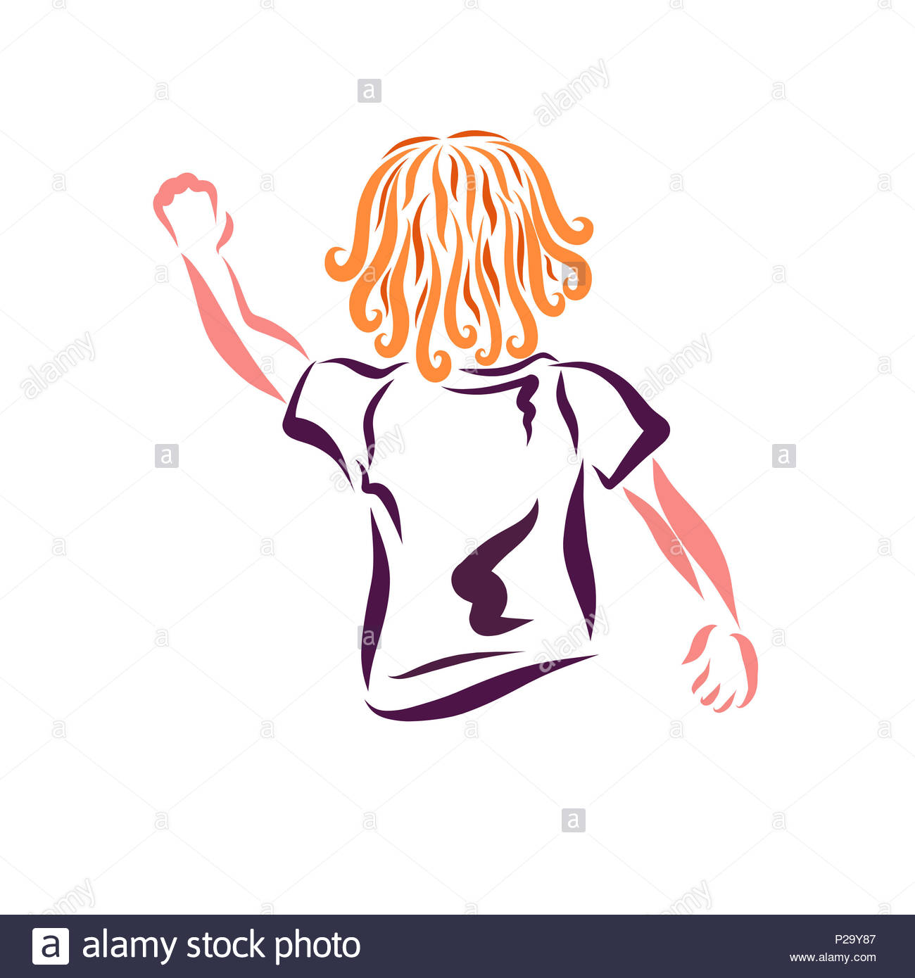 A child waving his hand greeting or saying goodbye stock photo a child waving his hand greeting or saying goodbye m4hsunfo