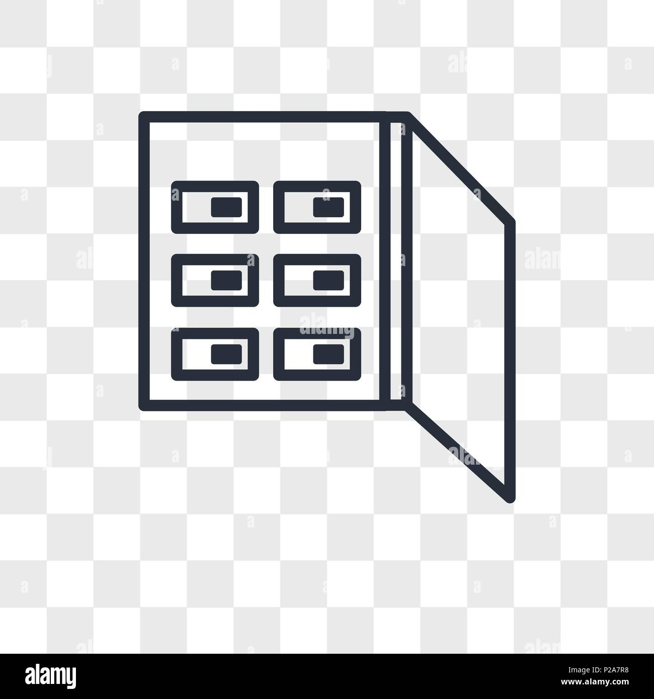 Fuse Box Logo Wiring Library Kia Rondo Vector Icon Isolated On Transparent Background Concept